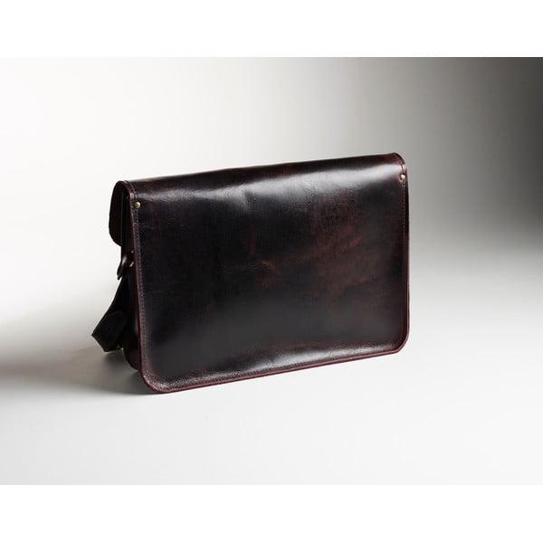 Pánská kožená taška Damson Satchel, 40 cm