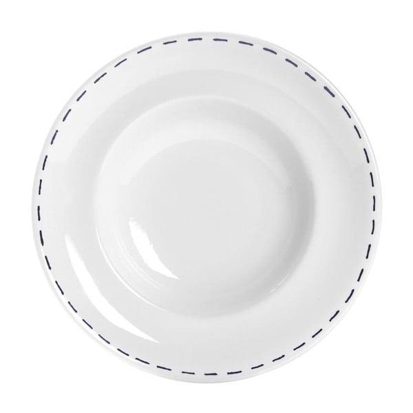 Set dvou talířů Sophie, 30,5 cm, modrý