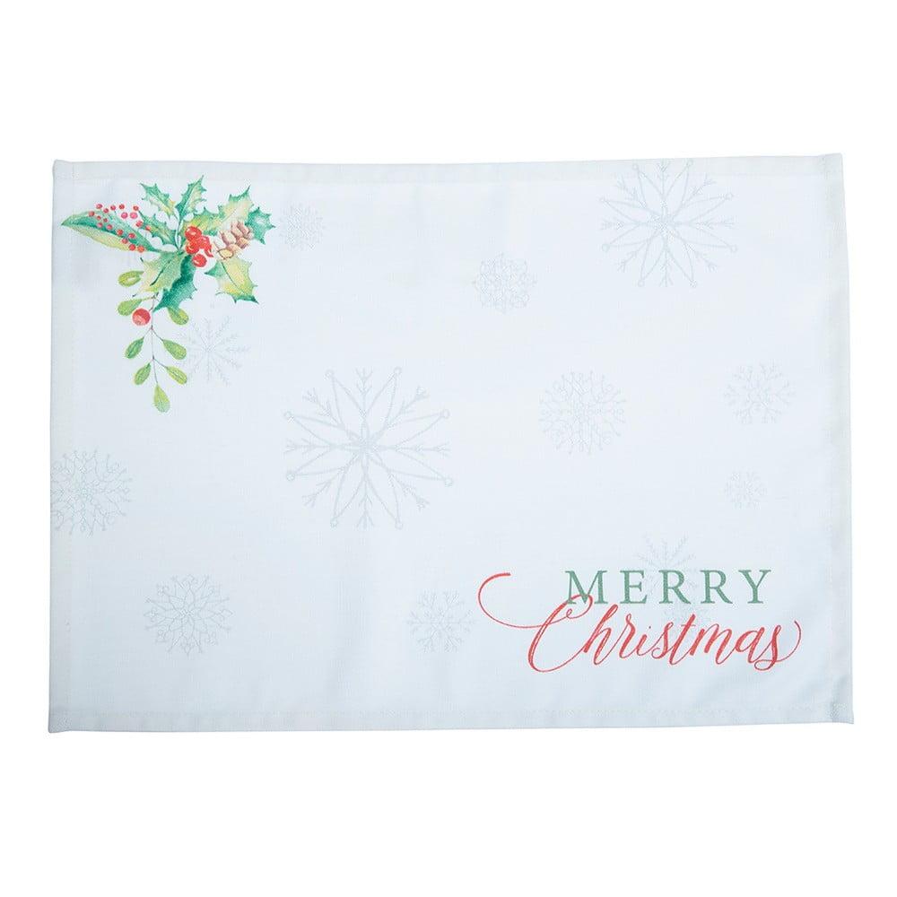Sada 2 vánočních prostírání Apolena Honey Merry Christmas, 33 x 45 cm