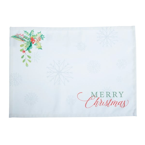 Sada 2 vianočných prestieraní Apolena Honey Merry Christmas, 33×45 cm
