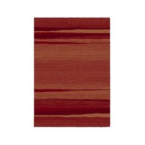 Koberec Ocean 80x150 cm, červený