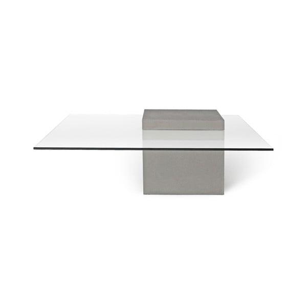 Betonový konferenční stolek Lyon Béton Verveine Square