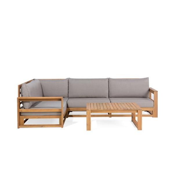 Set záhradného nábytku z certifikovaného akáciového dreva Monobeli Sydney