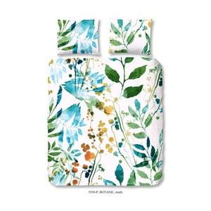 Bavlněné povlečení Good Mornings Botanic, 140 x 200 cm
