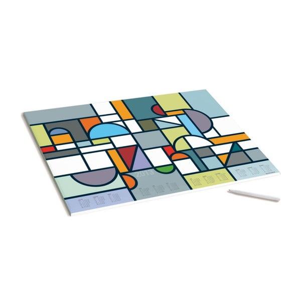 Skicák/podložka na stůl
