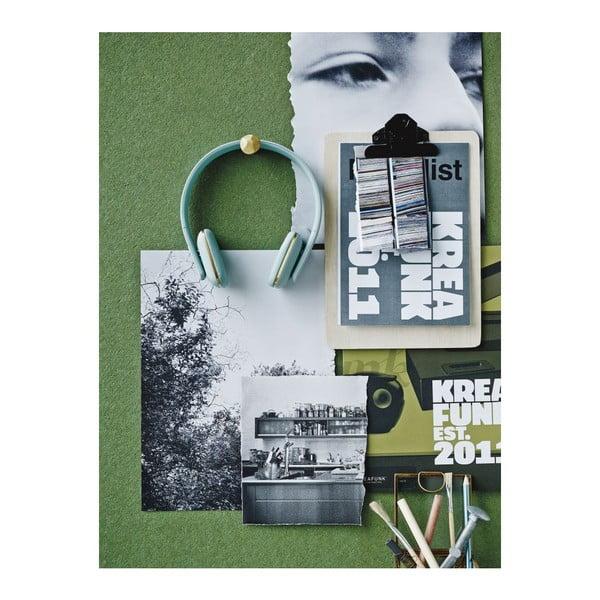 Bezdrátová sluchátka aHead Green