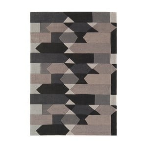 Covor Asiatic Carpets Harlequin Mindful, 300 x 200 cm, gri