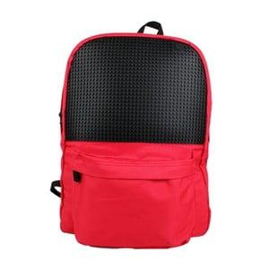 Batoh Pixelbag red/black