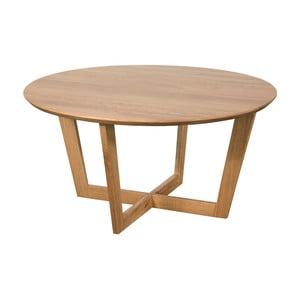 Konferenční stolek z masivního dubového dřeva Dřevotvar Ontur 32