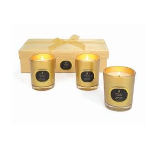 Set svíček Winter Wonders Frankincense, 3 ks