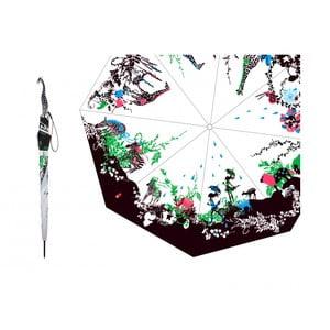 Deštník Kayo Horaguchi, bílý