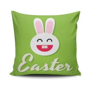Polštář s výplní Easter Bunny, 45x45cm