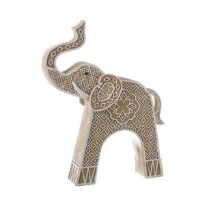 Dekorativní soška ve tvaru sloníka, 25 x 30 cm
