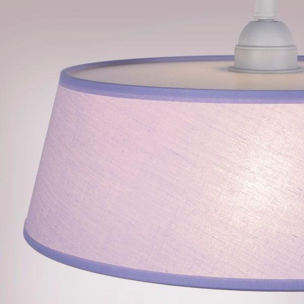 Světlo TAKO violet/light blue/white