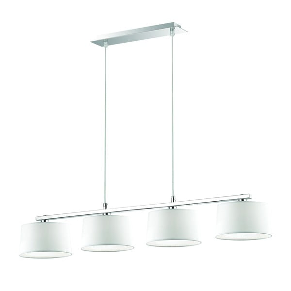 Elegant fehér mennyezeti lámpa - Evergreen Lights