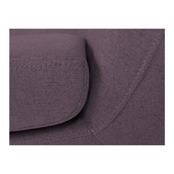 Canapea cu 2 locuri Mazzini Sofas Piemont, violet