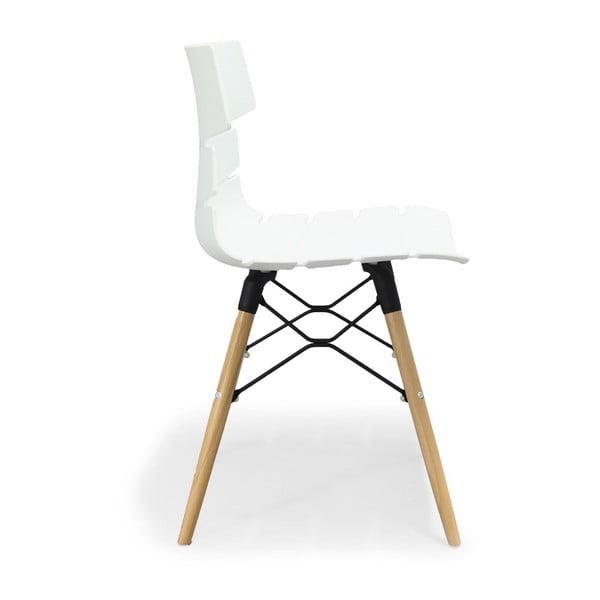Sada 4 židlí La Forma Pulmak