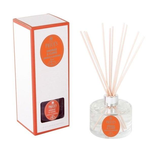 Difuzér Prices Reed Orange and Clove, 250 ml