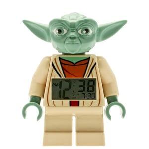 Hodiny s budíkem LEGO® Star Wars Yoda