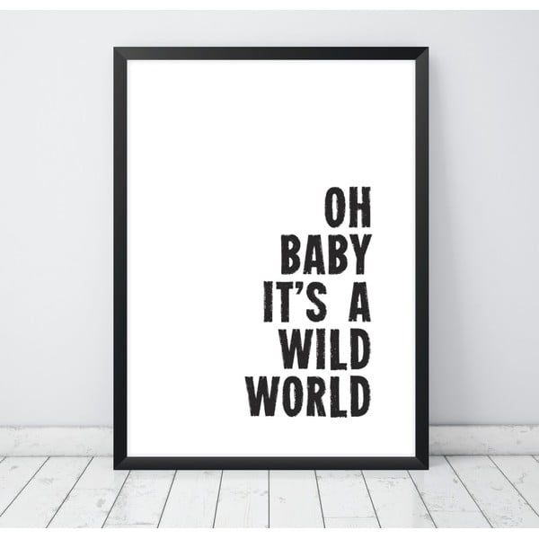 Plakát Nord & Co Baby, 40 x 50 cm