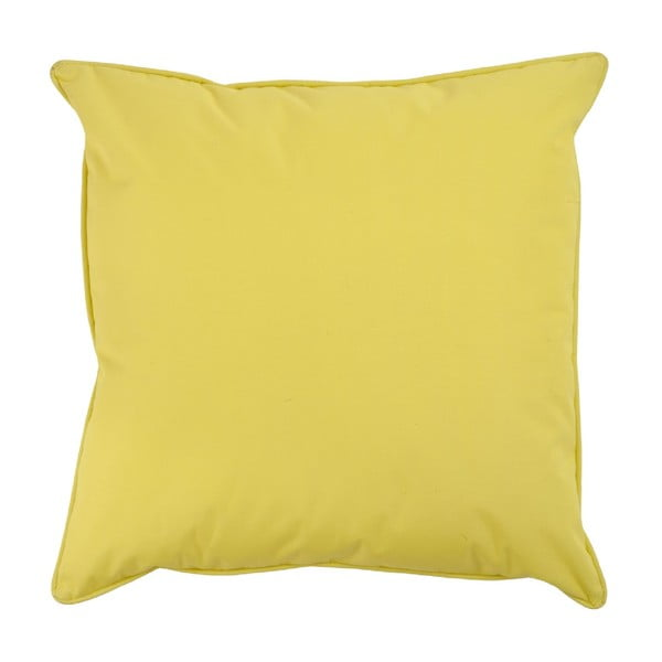 Venkovní polštář Yellow, 45x45 cm