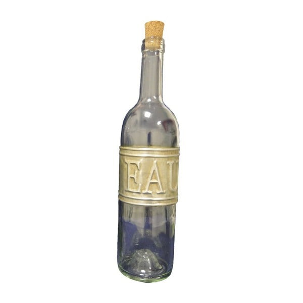 Skleněná lahev na vodu Antic Line