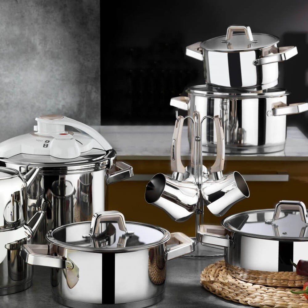 Set hrnců Kutahya Kitchenware Set Duro