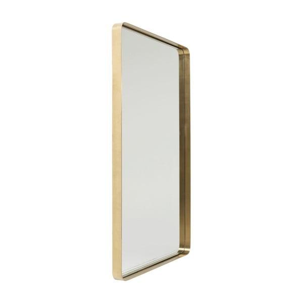 Nástěnné zrcadlo Kare Design Curve, 120x80cm
