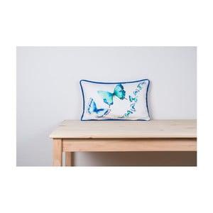 Bavlněný polštář Ethere Kusha, 50 x 30 cm