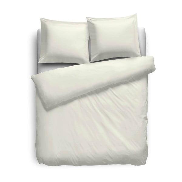 Bavlněné povlečení 155x200 cm, bílé