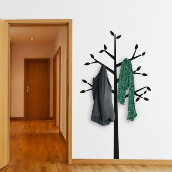 Dekorativní nálepka na stěnu Hook Tree