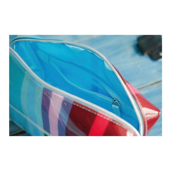 Kosmetická taška Remember Colour Stripes, velká