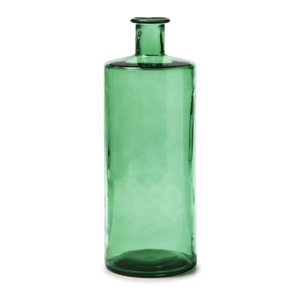 Zelená váza La Forma Laverne