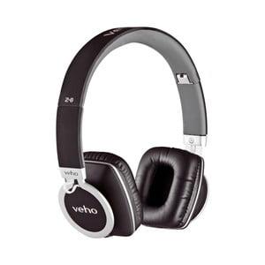 Černá sluchátka Veho Beho Z8