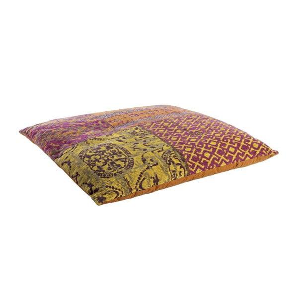 Polštář s náplní Twist Multicolor, 100x100 cm