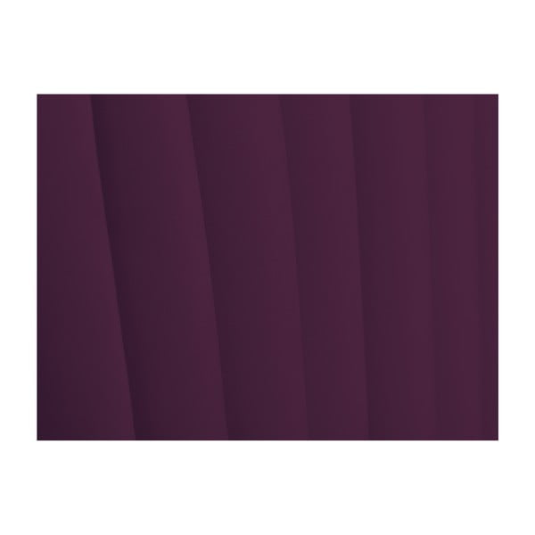 Fialové čelo postele Cosmopolitan design NJ, 160x120cm