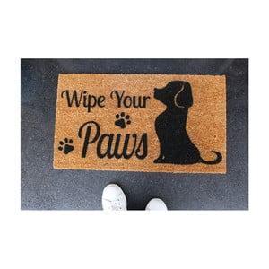 Rohožka Doormat Wipe Your Paws, 70 x 40 cm
