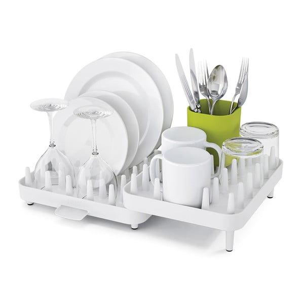 Connect fehér állítható 3 részes edénycsepegtető - Joseph Joseph