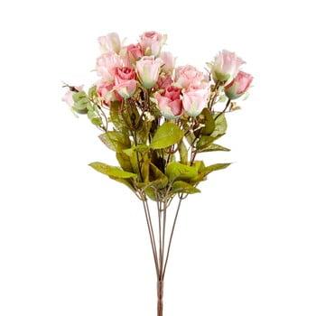 Buchet flori artificiale The Mia Fiorina, roz de la The Mia
