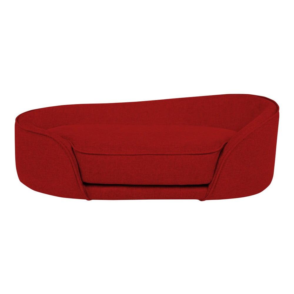 Červený pelíšek pro psy Marendog Pet Dream