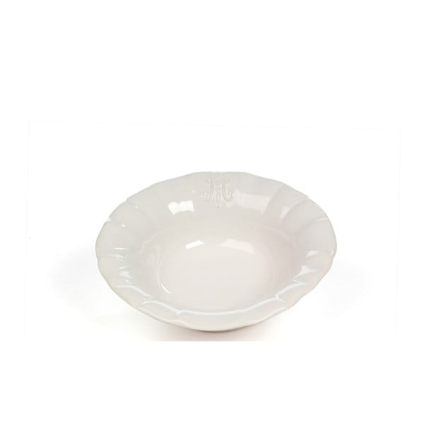 Hluboký keramický talíř J-Line
