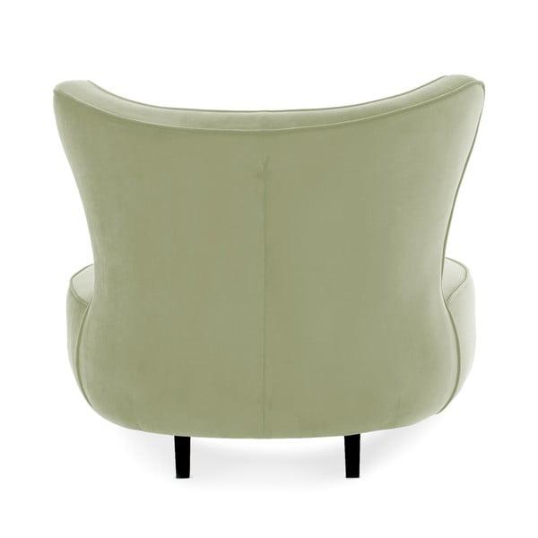Fotoliu Vivonita Douglas Love Seat, verde deschis