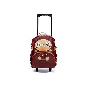 Dětský kufr Lucky Little Moose Ježek Harold