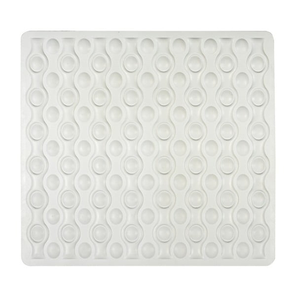 Rocha fehér csúszásgátló zuhanyszőnyeg, 54 x 52 cm - Wenko