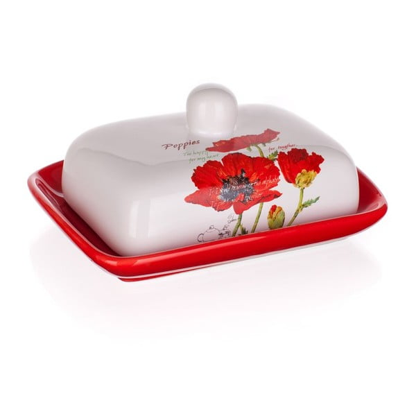 Máslenka Red Poppies