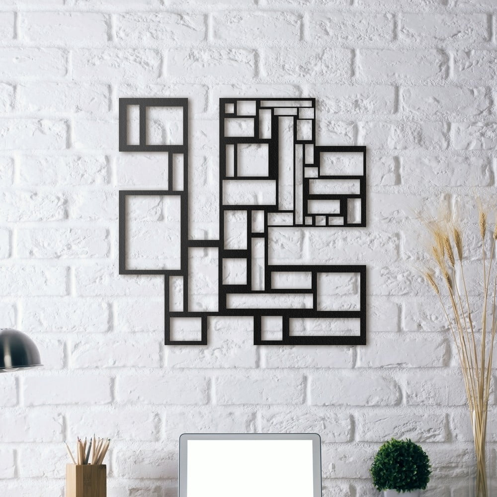 Dekorace na stěnu Square