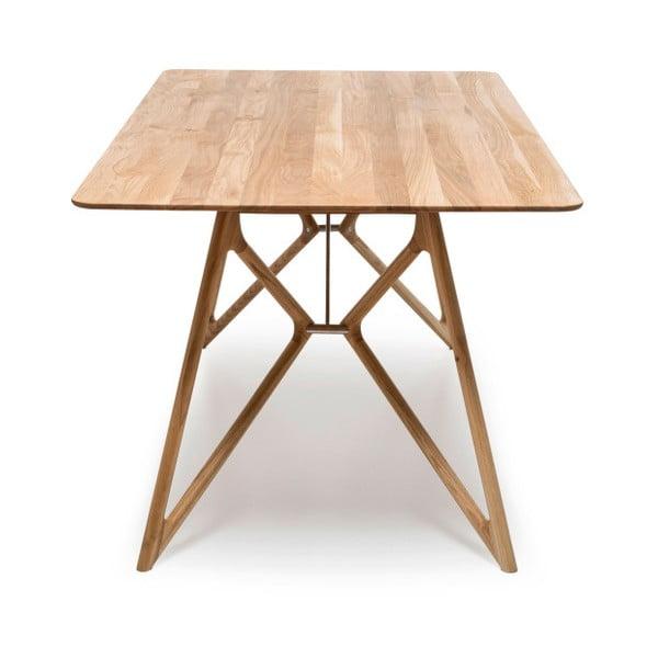 Dubový jídelní stůl Tink Oak Gazzda, 200cm, přírodní