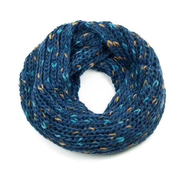 Kruhová šála Polo Blue