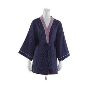 Tmavě modré dámské kimono Bella Maison Adonis, vel.XXL