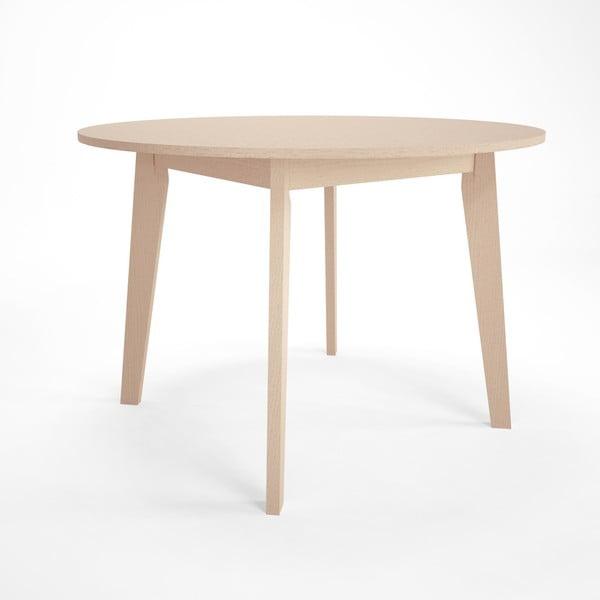 Jídelní stůl z březového dřeva Artemob Sandra